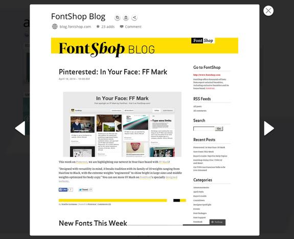 FontShop Blog | Pearltrees-6
