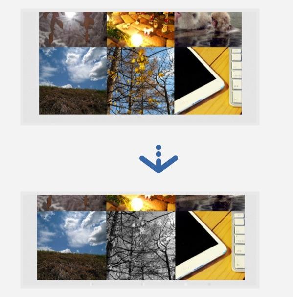 【PhotoScape_X】Combine__結合__のところでも画像の簡単な編集はできる___comemo_post